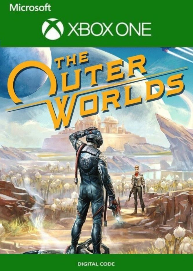 The Outer Worlds - Xbox One קוד דיגיטלי