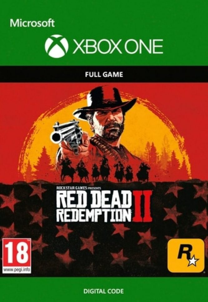Red Dead Redemption 2 - Xbox One קוד דיגיטלי