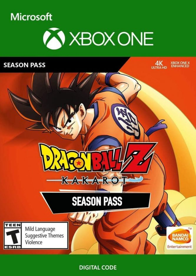 Dragon Ball Z Kakarot - Xbox One משחק דיגיטלי