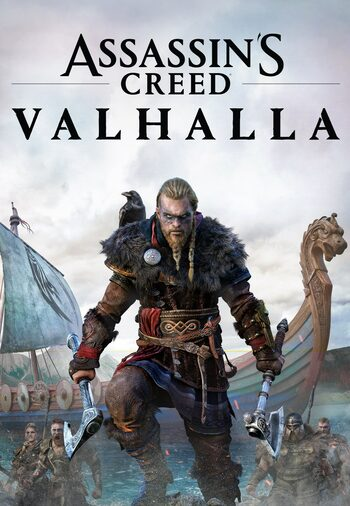 Assassin's Creed Valhalla – PC קוד דיגיטלי