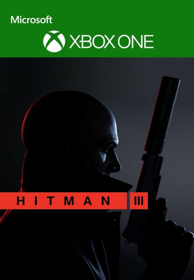 HITMAN 3 - XBOX ONE/SERIES X