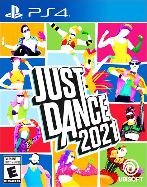 Just Dance 2021 – PS4
