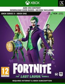 Fortnite The Last Laugh Bundle - Xbox One/Series X