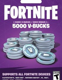 FORTNITE - 5000 V-BUCKS - PC